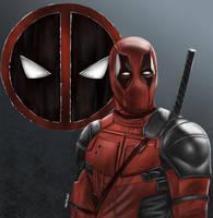 Deadpool by robertmarzullo