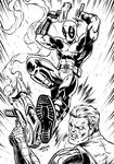 Deadpool Vs. Cable