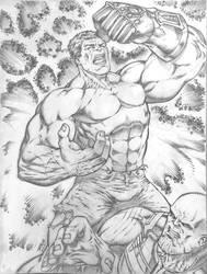 Hulk Vs. Thanos