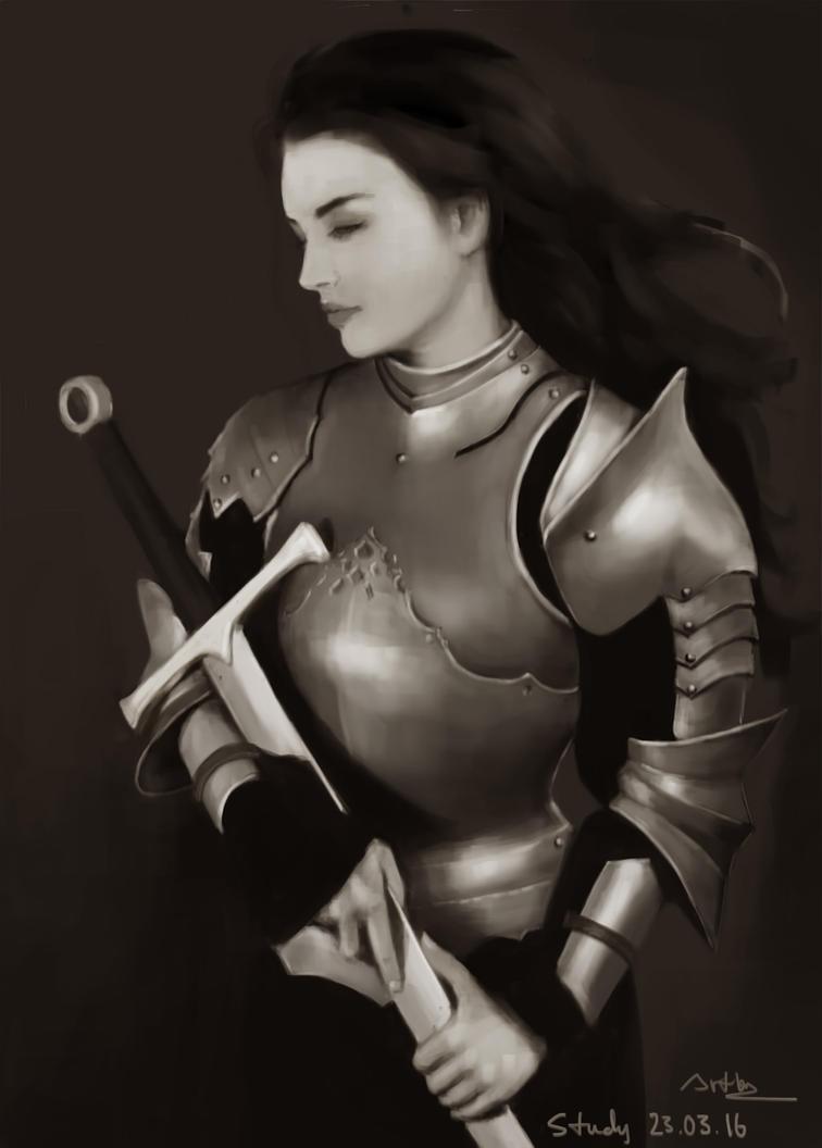 Armor Study by madartky