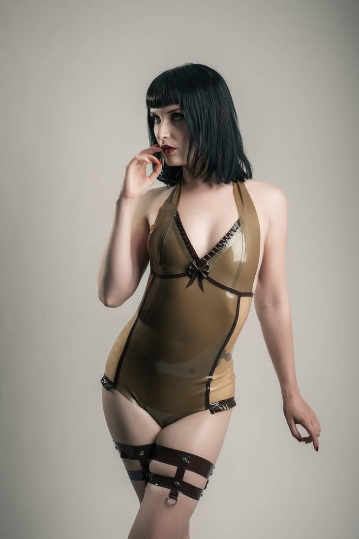 Black Sheep bodysuit by KyaWolfwritten