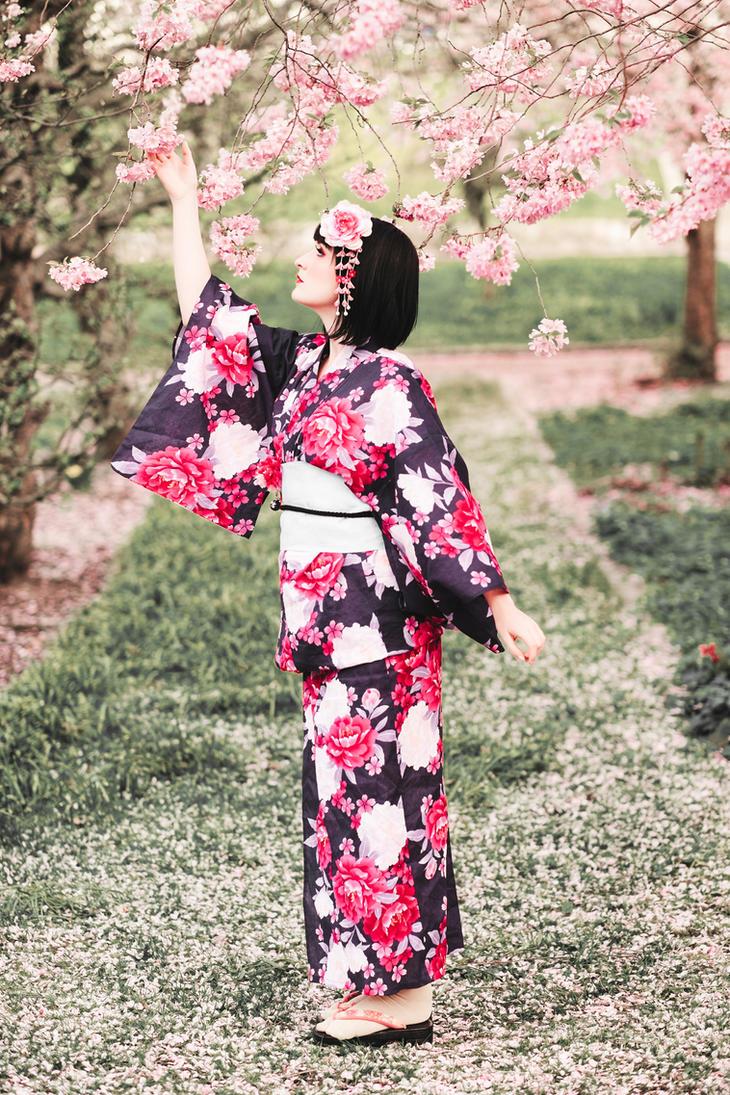Sakura 1 by KyaWolfwritten