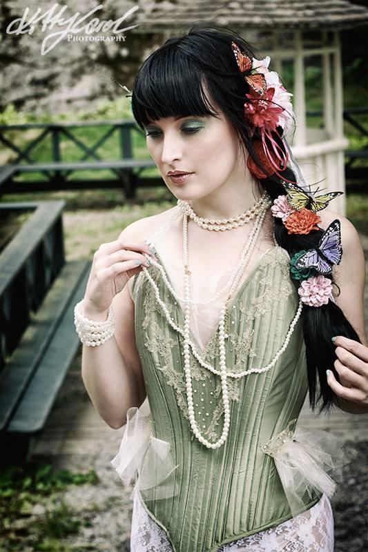 Summer Fairy by KyaWolfwritten