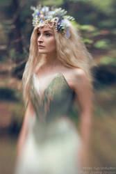 Queen of the Forest by KyaWolfwritten