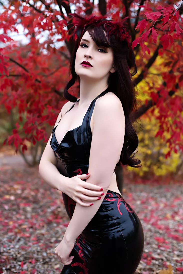 Touch of Autumn by KyaWolfwritten