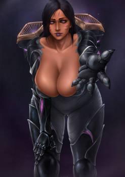 Commission - Kai'Sa