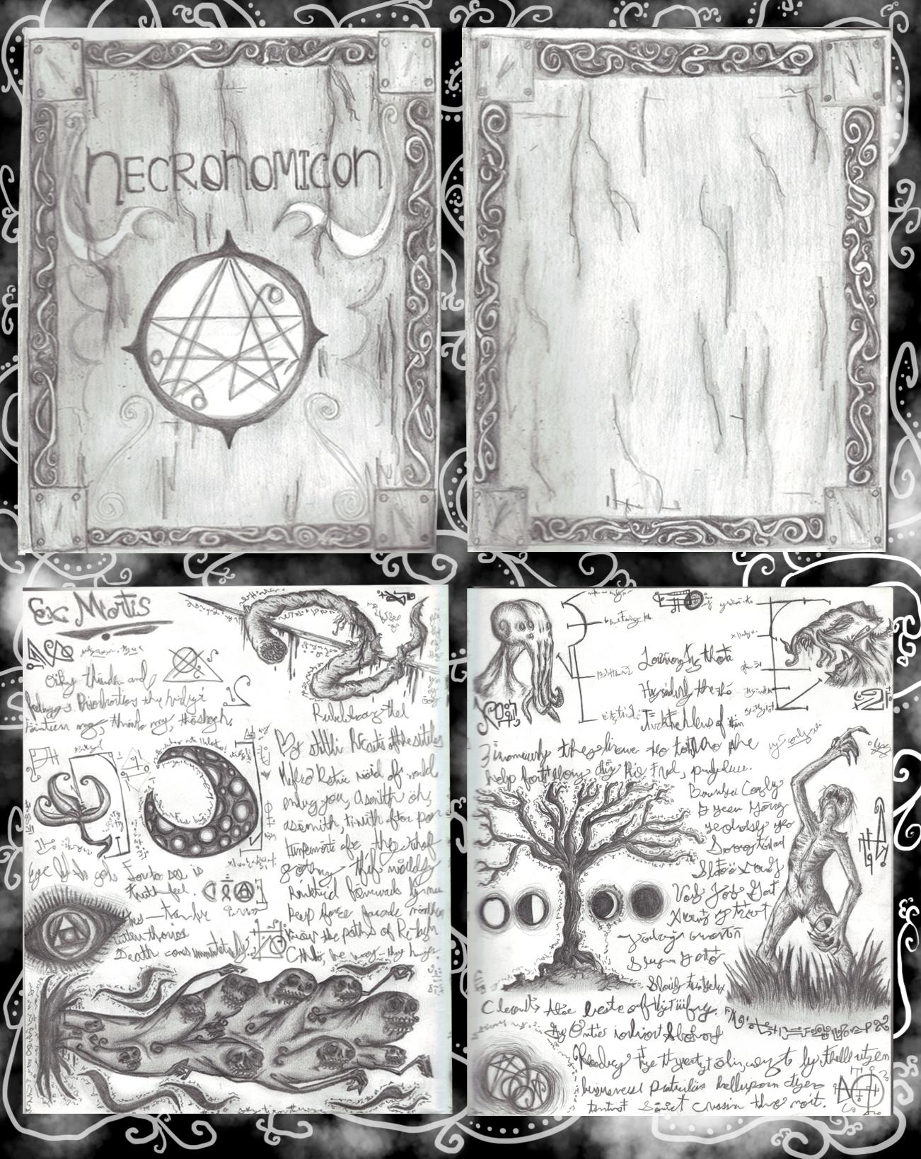 Do the Necronomicon by ChOiCeS