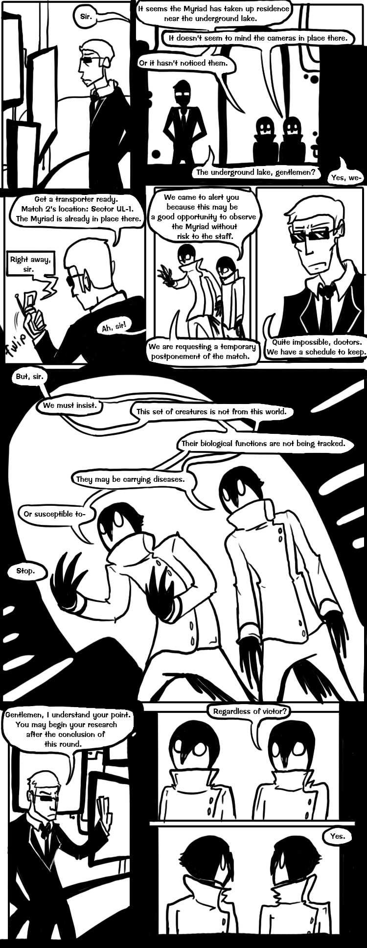 Rumble-Fest: VS Spirit Page 2 by ChOiCeS