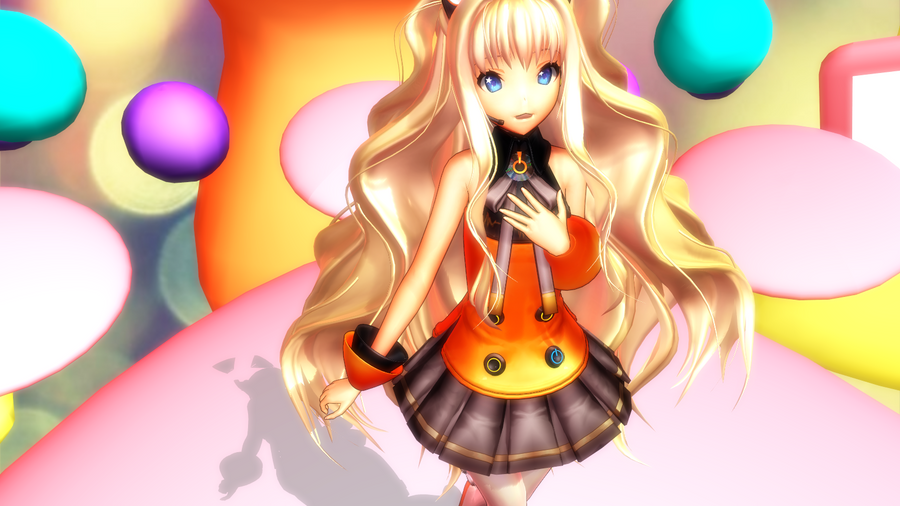 SeeU by rockleeofthesand