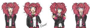 999 x Dangan Ronpa [Clover]