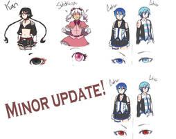 Minor Design Update by RazuKat