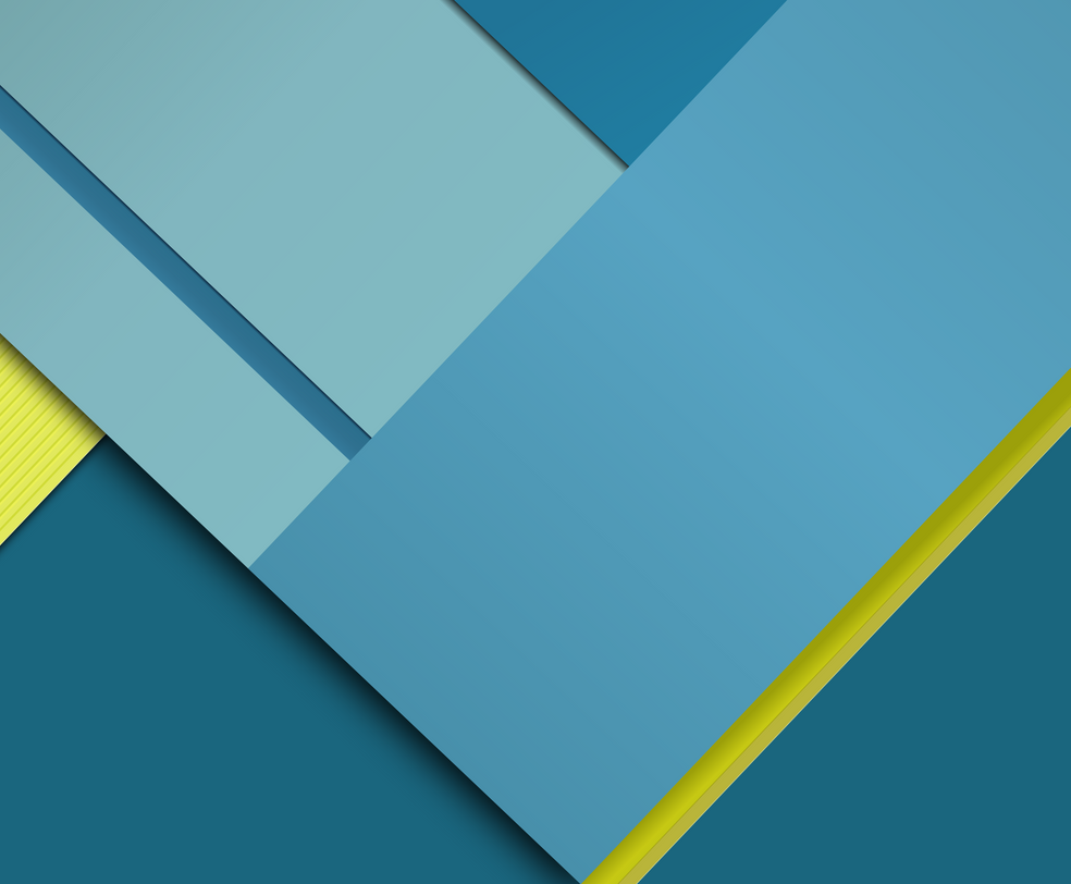 Android 5 Lollipop Material Wallpaper (8K) By TheGoldenBox
