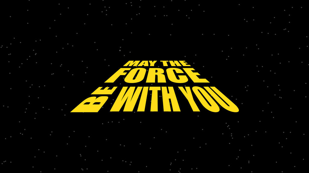 may the force be with you a movie review of star wars episode one The jj abrams-directed 'episode vii' stars daisy ridley, john boyega, oscar  isaac, adam driver and returning castmembers  'star wars: the force awakens ': film review 12:01 am pst 12/16/2015 by todd mccarthy  to be sure, any  time you can speak of a film's earning potential as residing in the billion-dollar- plus.