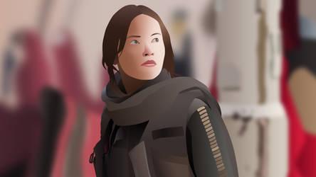 Jyn Erso (4K) by TheGoldenBox