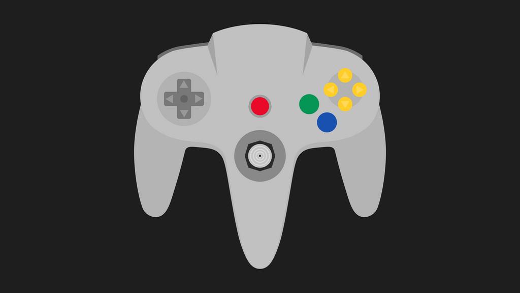 N64 (4K) by TheGoldenBox