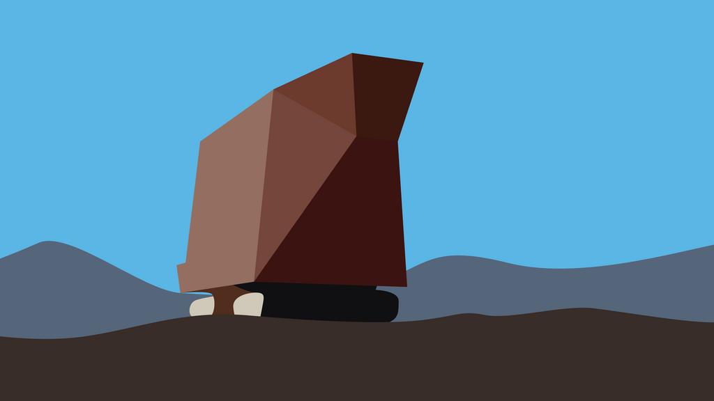 Sandcrawler (4K) by TheGoldenBox