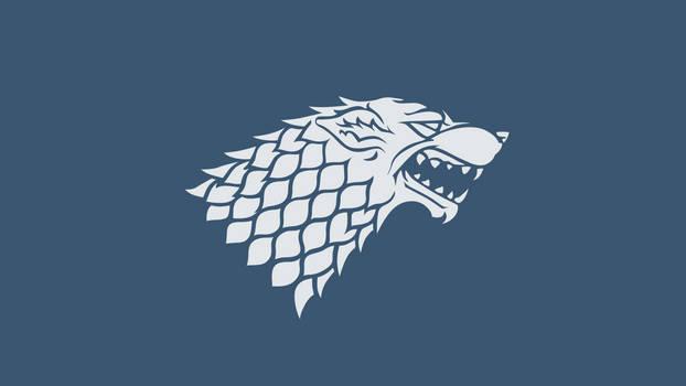 House Stark (4K) [blue version]