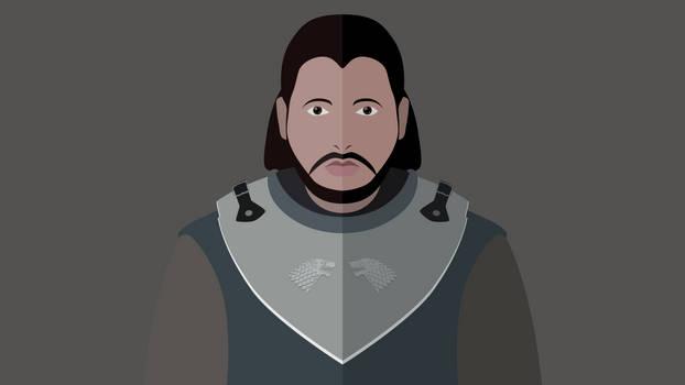 Jon Snow (4K)