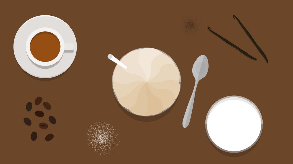 Vanilla Latte (4K)