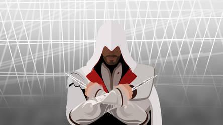 Ezio Auditore Da Firenze (4K) by TheGoldenBox
