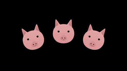 The Three Little Pigs (4K)