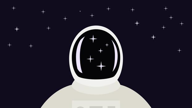 Space Man (4K)