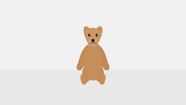 Teddy Bear (4K)