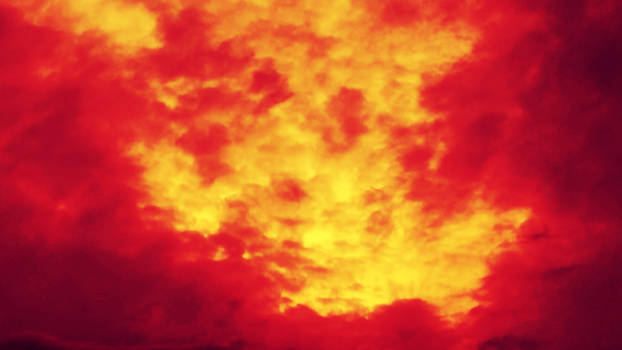 Burning Cloud (4K)