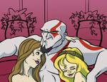 Kratos and Pals