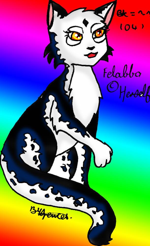 MZDM - Felabba by bittykitty