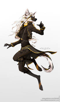 Julius Kingsleigh- The Golden King