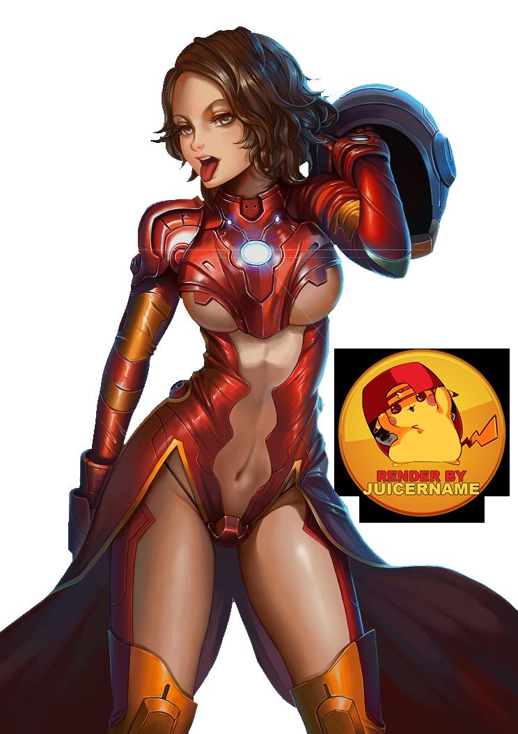 Iron Woman - Fan-Fic - Comic Vine