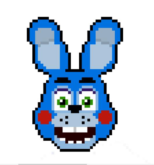 Pixel Toy Bonnie By Themechamelon On Deviantart