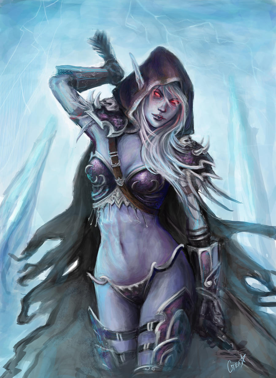 Sylvanas windrunner bj porn galleries