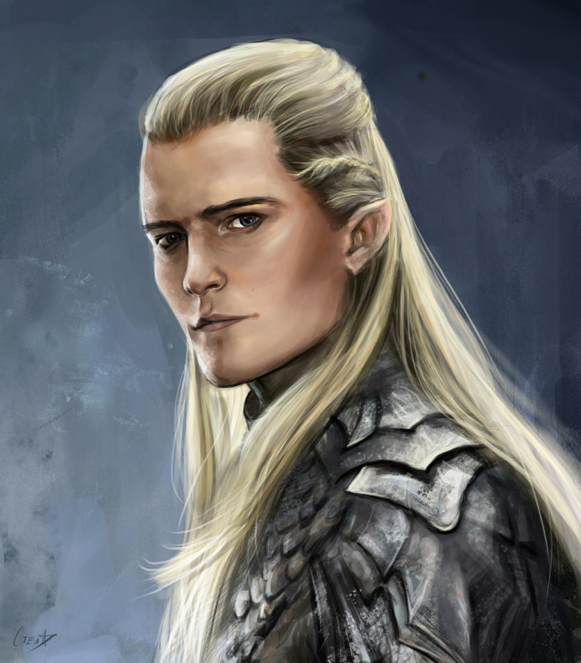 Legolas Wallpaper: Legolas (The Hobbit) By Jellyxbat On DeviantArt