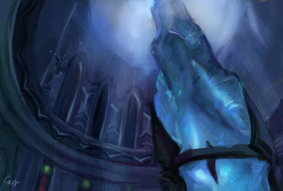 Icecrown Citadel by jellyxbat