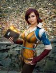 Triss Merigold cosplay 2