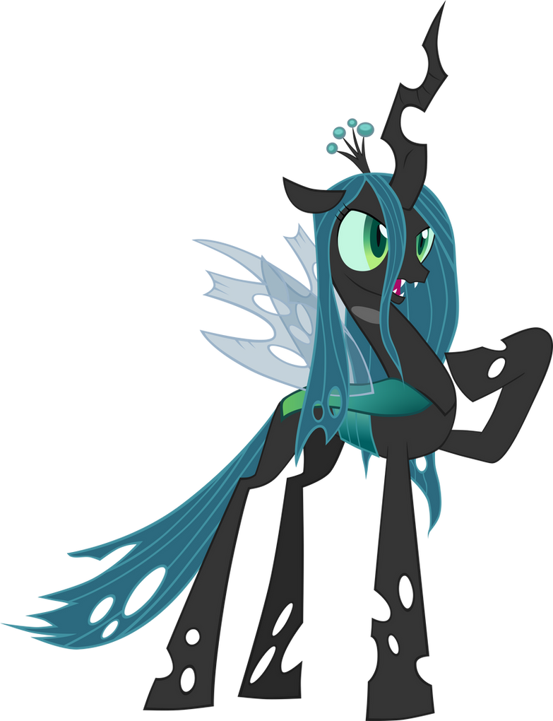 Changeling Queen, Chrysalis by Sairoch