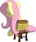 Fluttershy Tied Up