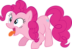 Pinkie Pie Panting