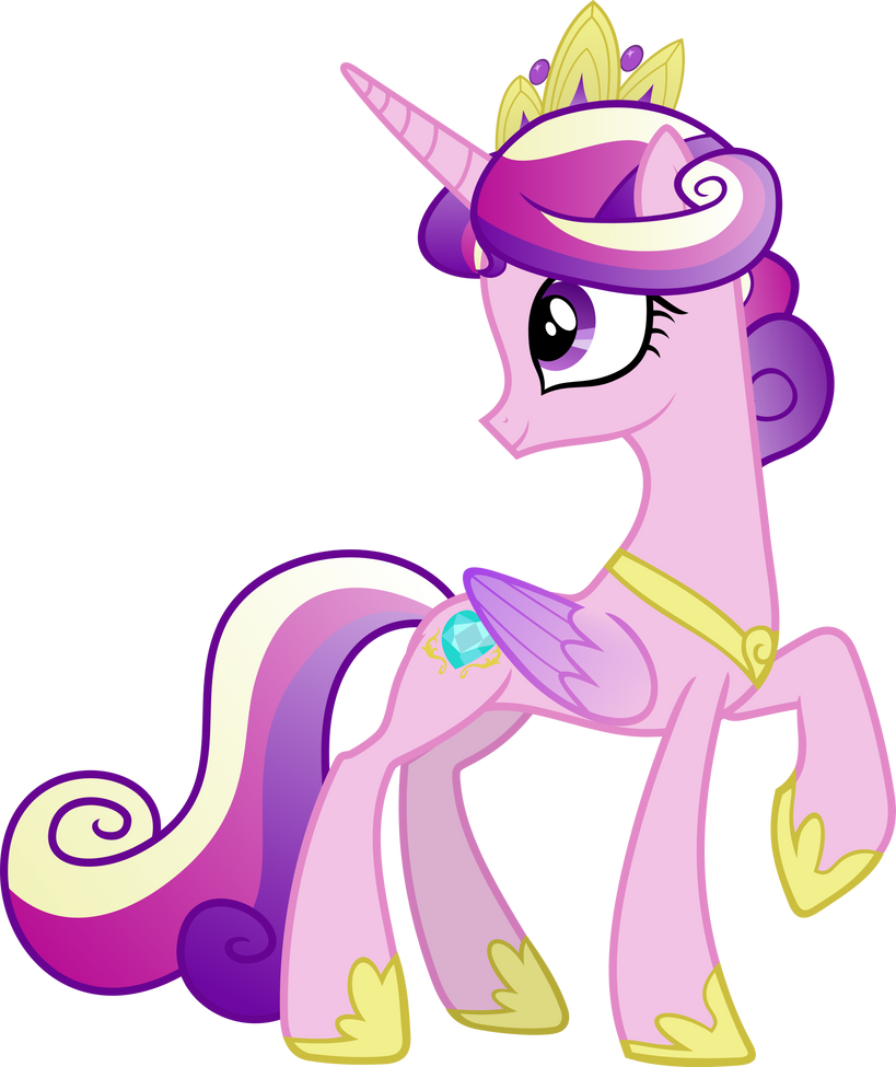 Princess Cadence by Sairoch