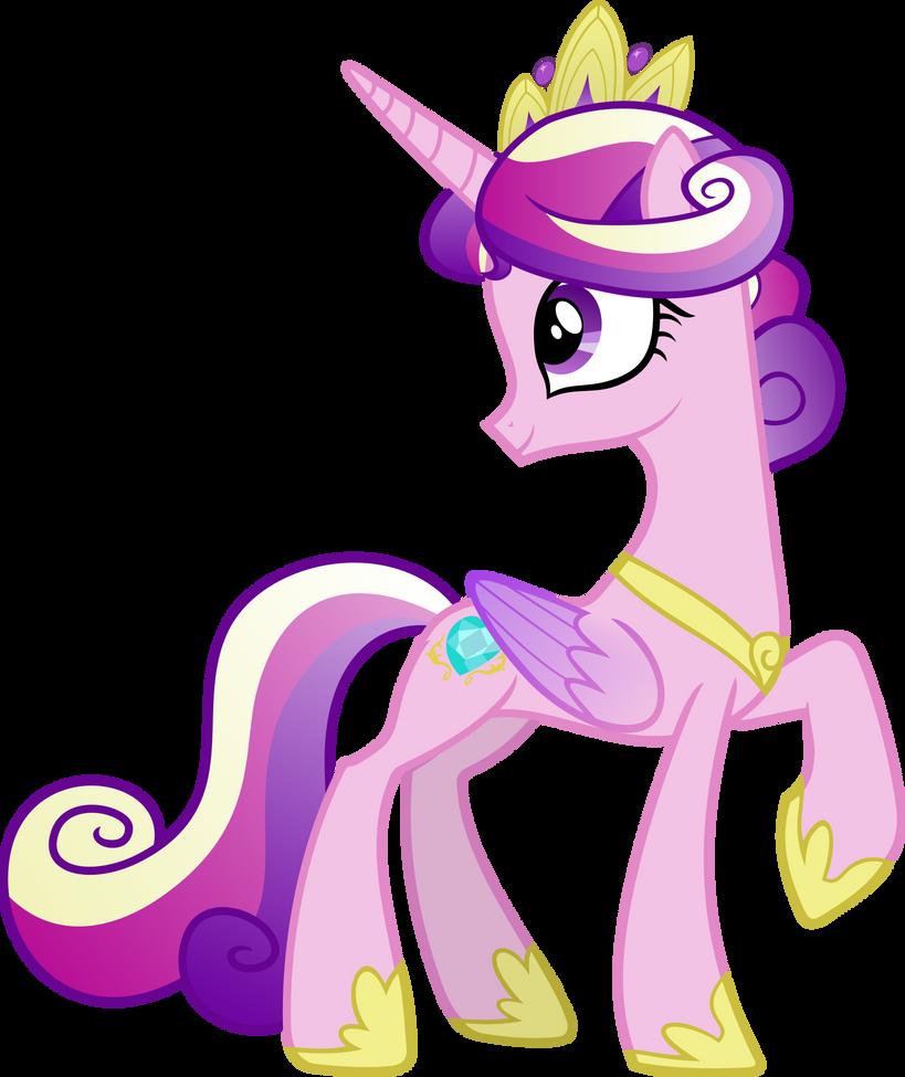 Princess Cadence by Sairoch
