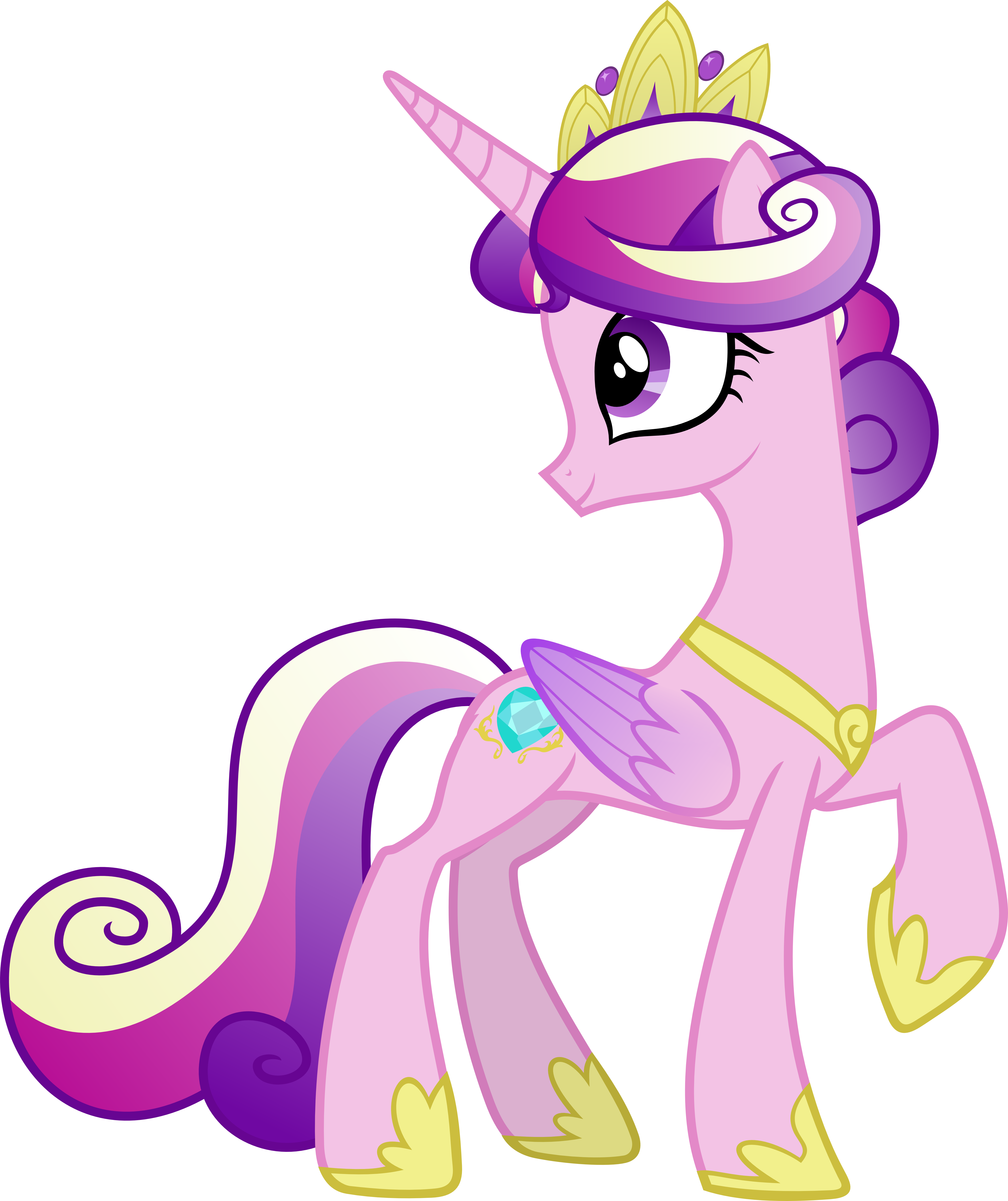 Princess Cadence By Sairoch On Deviantart Images Of Princess Cadence
