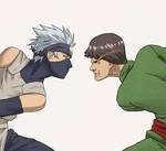 Rivalry - JAN KEN...