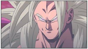 SSJ5 Goku by kyubisharingan