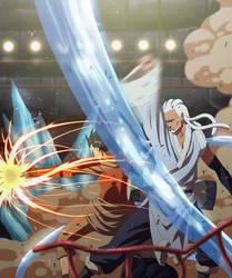 Comissh: Bending Royale by kyubisharingan