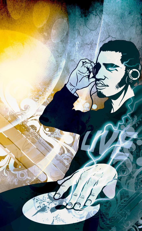 Dj Poster by Blues-Design on DeviantArt