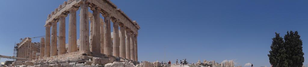 Acropolis Panorama by tigerlily88