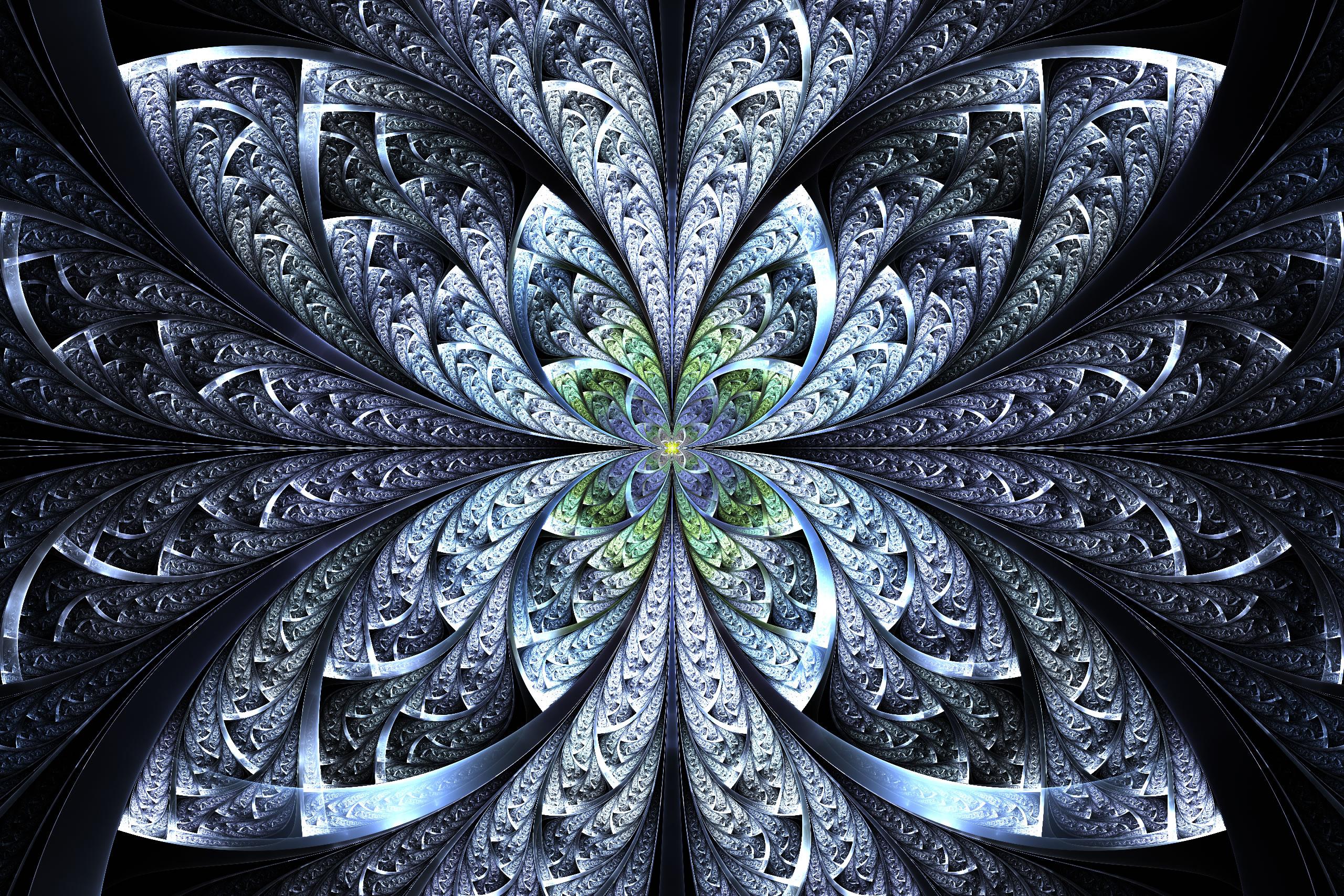 Steel Flower by Draigr