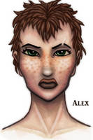 Alex by Juandfr